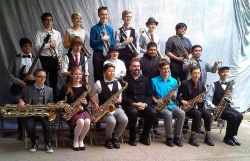 River City Swingers at Sac State Winter Jazz Festival, December 12, 2015